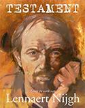 Het boek 'Testament' over Lennaert Nijgh